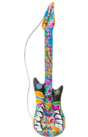 Inflatable Groovy Guitar (04816)
